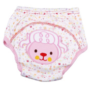 1pc Baby Girl Boy Pee Potty Training Pants Washable Cloth Nappy Nappy Underwear (XL