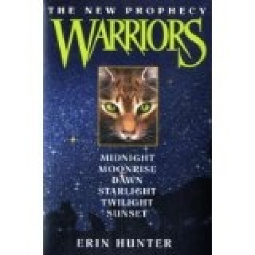Warriors: The New Prophecy Set: The Complete Second Series
