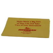 Selmer 2955 Polishing Cloth for Silver Plated Finishes