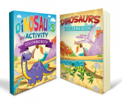 Dinosaurs Colouring Book Bundle - Two Great Dinosaur Colouring Books for Kids - Activity Book Colouring Book for Kids with 80+ Great Images - Ideal for Boys and Girls and Absolutely Mom Approved with 90 Day.