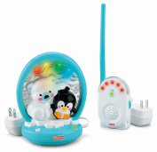 F. PRICE baby monitor wonderland sweet dreams from 0 months, excluding 3 x AAA 1.5 V