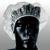 100x Disposable Spa Hair Salon Home Shower Elastic Caps
