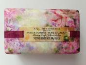 Asquith & Somerset Rose & Jasmine / Rose Et Jasmin Luxury Triple Milled Soap 310ml