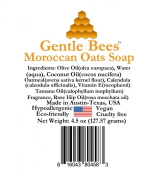 Gentle Bees Moroccan Oats Soap