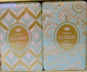 Fringe Alchemy No. 2 Esprit Duo Scented Soaps - Creamy Floral Grapefruit