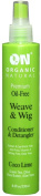 On Organic Premium Weave & Wig - Conditioner & Detangler, Coco Lime 240ml