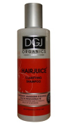 DGJ Organics HairJuice Mandarin Oil & Rose Extract Clarifying Shampoo 250ml