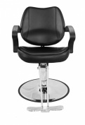 Exacme Classic Hydraulic Barber Chair Salon Beauty Spa Shampoo Black 8801BK