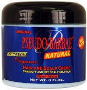 Pseudo Bar Natural Medium Organic Hair & Scalp Cream 120ml