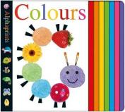 Colours (Alphaprints) [Board book]