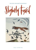 Slightly Foxed