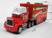 Only Trucks Pixar Cars 2 Alloy And Plastic Francesco Bernoulli Toy Car/plastic Mack Truck Toy