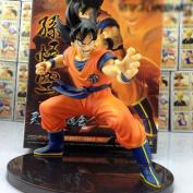 Japanese Anime Dragon Ball Z Goku 15cmpvc Action Figure Model Toy Bithdayin Box