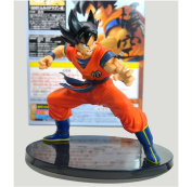 Dragon Ball Z Figure Toys, Goku Budokai Moulding Style, Pvc Anime Figure 15cm Height, Boy Toys,