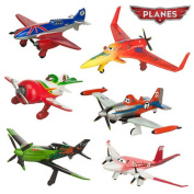 New Anime Toy Story 3 Planes Mini Toys Action Figures Kids Classic Toys Gift For Girls Boys Children