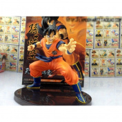 "Dragon Ball Z Figures The Monkey King Goku Pvc Action Figure Toy 6""15cm Dbfg053"