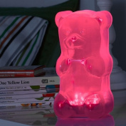 GummyGoods Nightlight - Pink Gummy Bear