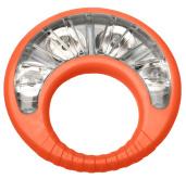 Hohner Kids MT608 Toddler Tambourine - Orange