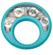 Hohner Kids MT608 Toddler Tambourine - Aqua