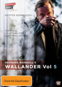 Wallander: Volume 5 [Region 4]
