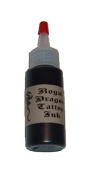 Royal Dragon Triple Black Tattoo Ink - 30ml Bottle - Worlds Blackest Ink !
