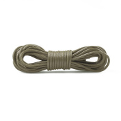 1 piece for 5m Korea Waxed Cotton Cord Size 2x2mm Colour Army Green