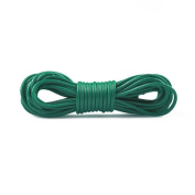 1 piece for 5m Korea Waxed Cotton Cord Size 2x2mm Colour Emerald Green