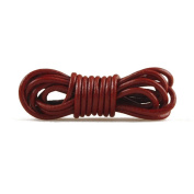 2m Leather Cord Colour Wine Red Size 3x3mm