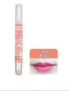 Skinfood Milky Rose Vita Colour Lip Lacquer (Mousse Lip) No. Pk03