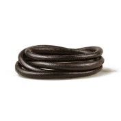 1m Leather Cord Colour Coffee Size 6x6mm