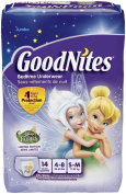 Goodnites Underwear - Girl - 14 ct., Size 14