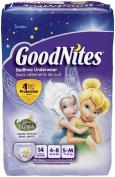 Goodnites Underwear - Girl - 14 ct., Size 14