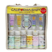 California Baby Eco Traveller Kit 1 ea