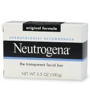 Neutrogena Transparent Facial Bar Soap, Original 100ml
