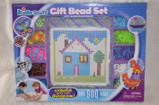 Kids Stuff Gift Bead Set NIB Over 900 Beads Excite Jewellery Set