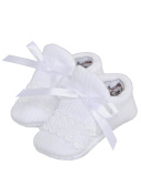 Lucas Christening or Baptism Shoes for Boys, Made in USA