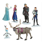 Disney Frozen 6pce Figures Set