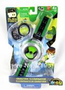 Hwp] Newben 10 Watches Ben 10 Ultimate Omnitrix Watch For Kids Classic Toys Magic Tricks Action & Toy Figures