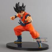 Dragon Ball Z Son Goku Model Doll Gift Pvc Action Figures Toy 36cm Dbfg043