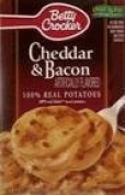 Betty Instant Potatoes Cheddar & Bacon 150ml