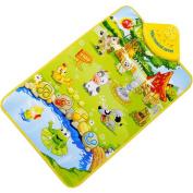 Toddler Musical Animal Play Mat