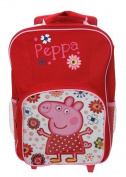 Peppa Pig Tropical Wheelie Bag