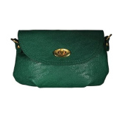 Women Lady Handbag Satchel Cross Body Purse Totes Bags Shoulder Messenger Dark Green