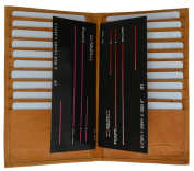 Credit Card Organiser Wallet for Women with 20+ card Slots by Marshal