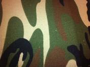 5 Yard Bolt Green Camouflage 300ml Canvas
