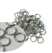 95 Split Ring Fishing Lure, Connectors Stainless Steel Made in the USA