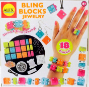 Alex Bling Blocks Jewellery