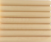 Ivory / Parchment Pearl Flexible Glue Gun Sealing Wax - 7 Sticks