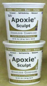 Apoxie Sculpt 1.8kg. White Epoxy Clay