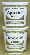 Apoxie Sculpt 1.8kg. White Epoxy Clay